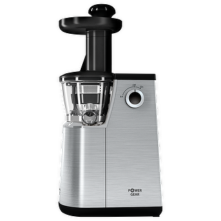 Hotpoint Ariston Slow Juicer Hd Line : Hotpoint Ariston Estrattore di succo SJ 4010 AXO