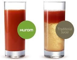 succo horum vs succo tradizionale