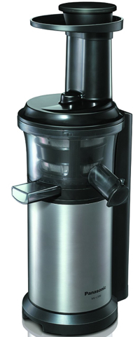 Panasonic Slow Juicer Bpa : Panasonic Mj L500 Slow Juicer Sistema Di Estrazione Senza Share The Knownledge