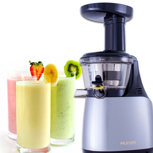 Hurom Slow Juicer Hu 500 Reviews : Hurom Estrattore di succo Hu 500 HE-DBE04